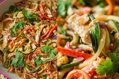 21 Healthyish Noodle Recipes That Will Satisfy Your Pasta Craving Noodle Recipes, Pasta Recipes, Dinner Recipes, Dinner Entrees, Holiday Recipes, Heart Healthy Recipes, Vegetarian Recipes, Roasted Red Pepper Pasta, Healthy Pastas