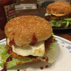 Hambúrguer de legumes - Receitas da Vovó