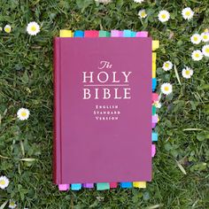 pin now read later. much later. Great way to introduce using scripture to your children! This site will help you with everything you need to make your own Child Training Bible. Make the truths of God's Word foremost in your parenting by taking your child directly to the pages of Scripture with this colorfully tabbed Bible with highlighted verses. You will be ready with The Holy Word of God at your fingertips in the moment you need it!