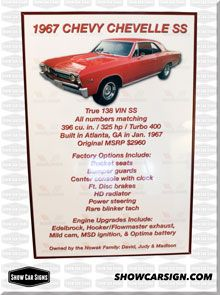 117 Best Car Show Signs Images Car Show Car Pictures Consignment