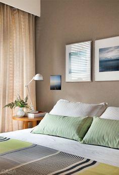 Apartamento Ipanema Vieira Souto 510 (65 m²) / Yamagata Arquitetura #bedroom