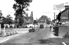 Brockenhurst, The Railway Crossing 1949, from Francis Frith
