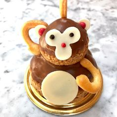 Dominique Ansel Bakery, Marcel the Monkey. Victoria Station, £6.20
