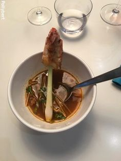 Rent A Chef, Tom Yam Soup, Yams, Shrimp, Cooking, Amazing, Ethnic Recipes, Food, Kitchen