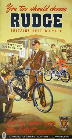 1000 images about vintage bicycle postersadv on