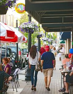 Carmel Indiana's downtown presents a haven for decorators, artists, chefs and musicians—making it a great place for the rest of us to spend the day.