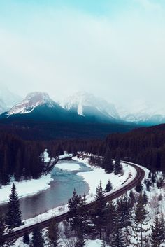 Winter Photography Canadian Rocky Mountains by Kim Fearheiley Photography, Banff, Lake Louise