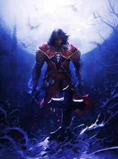 Gabriel - Cemetary - Castlevania: Lords of Shadow