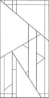 Image result for beginners stained glass patterns