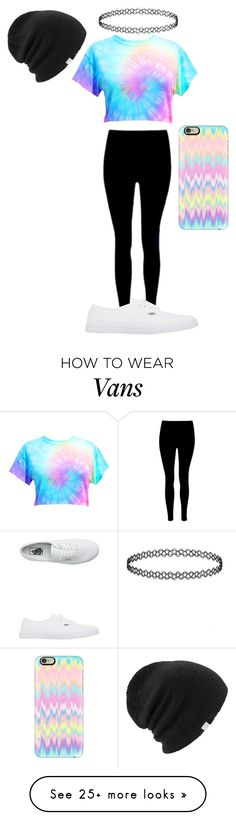 """Simple"" by soccersuper on Polyvore featuring Vans, Coal and Casetify"
