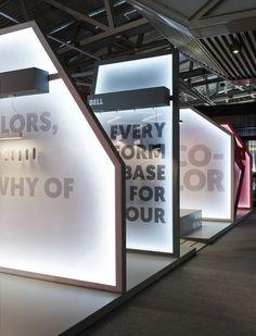 Onok Stand at Light & Building by Masquespacio, Frankfurt – Germany » Retail Design Blog