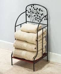 Image Result For Bathroom Towel Storage Ideas