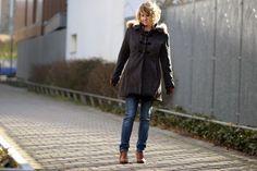 Manteau Le Précieux - Style Duffle Coat
