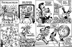 road to the presidency Politics, Comics, Cartoons, Facebook, Random, People, Art, Humor, Cartoon