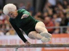 Johana Quaas  - La abuela gimnasta que asombra en Alemania