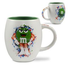 I love mugs