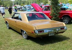 1972 Plymouth Valiant Scamp