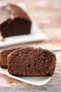 Chocolate Vegan Cake - no butter, no eggs, no sour cream, but same intense chocolate flavour and moist interior. You will never go back to another recipe for a Chocolate Cake again.