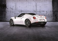 All sizes   World Premiere: The New Alfa Romeo 4C Spider @ Geneva   Flickr - Photo Sharing!
