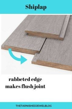 The Shiplap Guide:  Shiplap, Tongue & Groove, and Plank Walls (Part 1)
