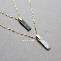 Gold Horn Necklace - Gold Crescent Necklace/ Double Horn Necklace/ Boho Horn Necklace/Gifts For Her/ Moon Necklace/ Tusk Necklace/ Celestial - Fine Jewelry Ideas Evil Eye Necklace, Moon Necklace, Diamond Bar Necklace, Crescent Necklace, Stone Jewelry, Hanger, Pendant, White Stone, Vertical Bar