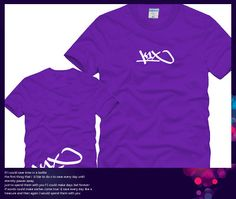 Find More T-Shirts Information about Free Shipping Promotion Best Gift Purple Color  K1X Brand Cheap Fashion Hiphop T Shirt Tee Clothes,High Quality gift beam,China clothes gift Suppliers, Cheap gifts keep from Fashion International Trade Shop on Aliexpress.com