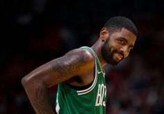 Basketball Photos, Love And Basketball, Basketball Players, Irving Wallpapers, Nba Quotes, Jayson Tatum, Allen Iverson, Kyrie Irving, Hello Beautiful