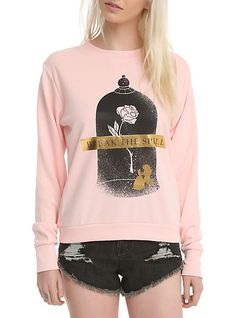 Disney Beauty And The Beast Break The Spell Girls Pullover Top, $26.00 at HotTopic.com.