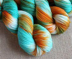 GnomeAcres - Aquaman - House Gnome - Fingering / Sock Yarn, $22.00 (http://shop.gnomeacres.com/aquaman-house-gnome-fingering-sock-yarn/)