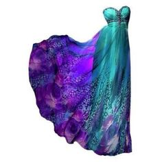 Dress: blue turquoise mermaid satin purple strapless ❤ liked on Polyvore featuring dresses, turquoise blue dress, turquoise green dress, blue strapless dress, purple strapless dress and turquoise strapless dress