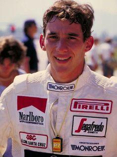 Ayrton Senna na Toleman 1984