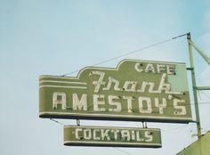 Frank Amestoy's - Bakersfield CA -   photo by G. Johnson / Johnny Bombshell