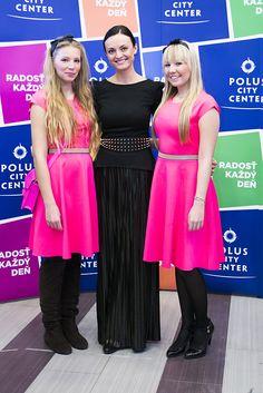 Miroslava Michalková s tímom.