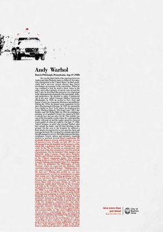City of Buenos Aires: Andy Warhol