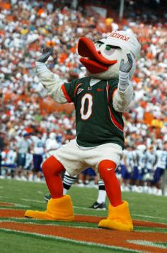Go Canes! Sept 6 first home game of the season