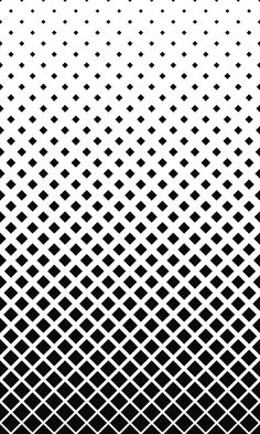 FREE vector graphics - abstract geometric black and white square pattern background