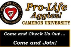 Pro life Aggied