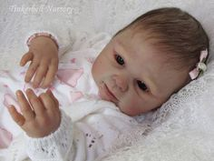 Beautiful baby doll