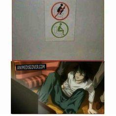 Poor L :)