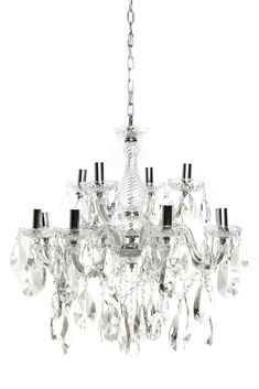 12 Arm Amelia Chandelier by Lexington Home. Get it now or find more All Ceiling Lights at Temple & Webster. Chandelier For Sale, Beaded Chandelier, Chandeliers, Temple Of Light, Lexington Home, Interiors Online, Homewares Online, Living Styles, Pendant Lighting