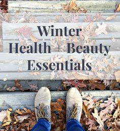 Health and Beauty Essentials to Help you Survive Winter's Worst: static electricity, dry chapped skin, illnesses, and more. Brilliant winter weather survival hacks and tips!