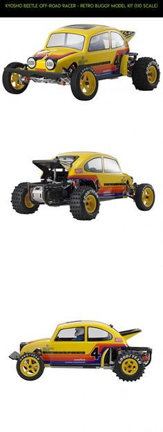 Kyosho Beetle Off-Road Racer - Retro Buggy Model Kit (1:10 Scale) #fpv #parts #kit #technology #beetle #tech #drone #kyosho #racing #camera #gadgets #shopping #plans #products
