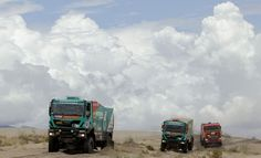Prafulla.net - In Photos: The 34th Annual Dakar Rally 2013
