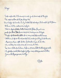 Cartas a Diego Rivera, la otra cara de Frida Kahlo - Pulso Ciudadano Tres Punto Cero
