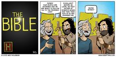 The Bible - Here are my thoughts on the History Channel's Bible miniseries!