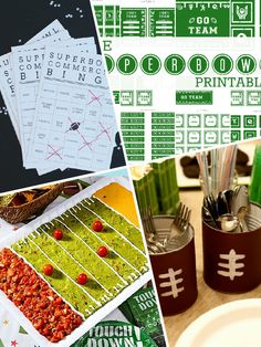 Easy Superbowl Party Ideas