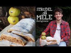 STRUDEL DI MELE - ricetta ORIGINALE - un classico del Trentino-Alto Adige - trentino altoatesino - YouTube Pie Co, Biscotti, Apple Pie, Bakery, Cheesecake, Sweets, Food, Youtube, Sweet Pastries