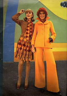 The 1970s-1974 Jours de France-fashion | Flickr - Photo Sharing!