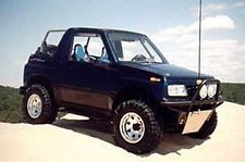 Geo+Tracker+Front+Bumper | Suzuki Vitara ,Geo Tracker ,Sidekick economical Front & Rear lift kit