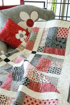 Modern Quilt Patterns For Men - Pattern : Knitting Design Ideas #